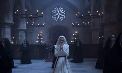 Taissa Farmiga plays Sister Irene - The Nun Review