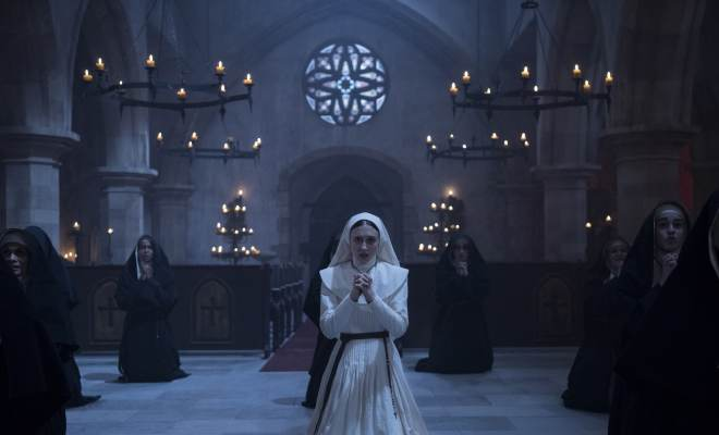Taissa Farmiga plays Sister Irene - The Nun Review