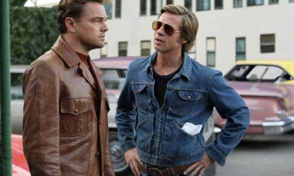Once Upon A Time In Hollywood Review - Leonardo DiCaprio as Rick Dalton and Brad Pitt as Cliff Booth