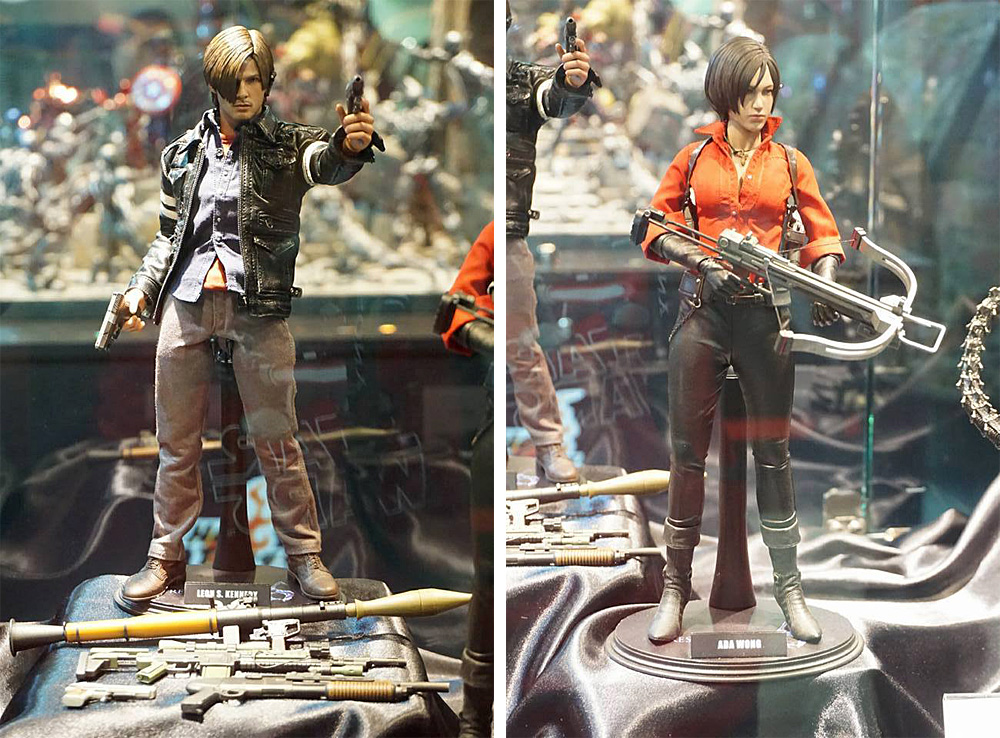 from Rory hot toys ada wong nu