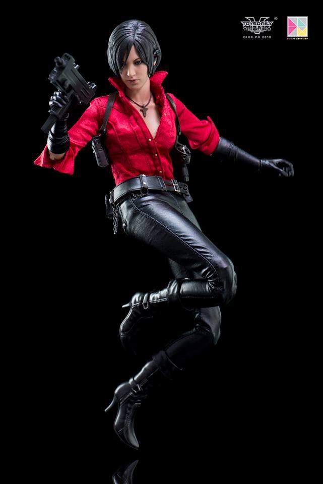 Ada Wong, Pistol, Resident Evil 2, 4K, #13 Wallpaper