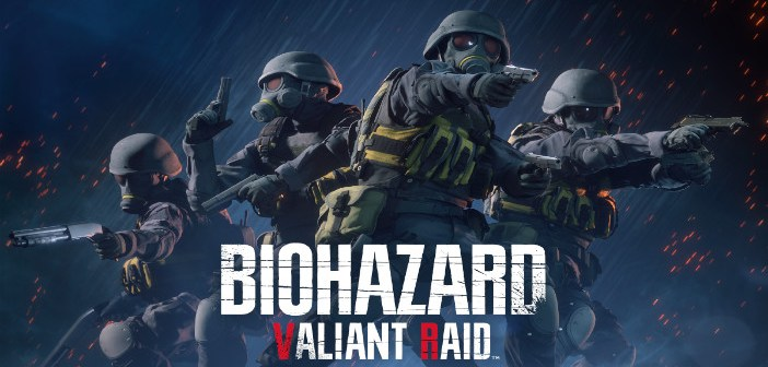 Une attraction Biohazard VR au Japon !