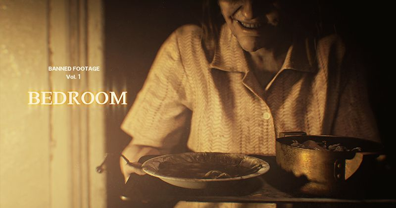 Resident Evil 7 Banned Footage DLC Trailer