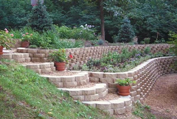 keystone patio pavers designs Keystone Garden Wall®