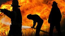 fire blaze