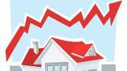 house prices peak