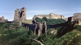 Scarborough's Castle