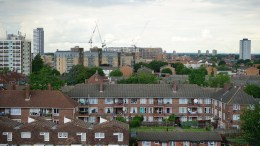 Property Price Growth Hits Six Year Low