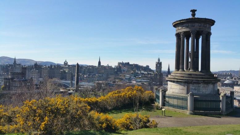 Scottish Property Investment Yields Rising