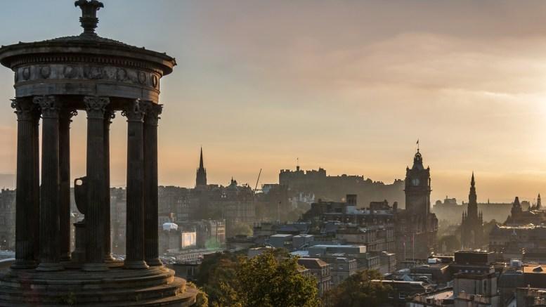 Edinburgh Top UK City for Economic Growth