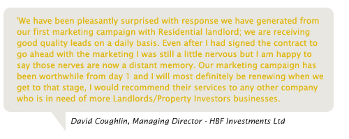 Testimonials Residential Landlord