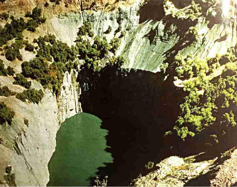 Il grande buco Buco Kimberley