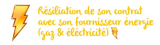 Eni Fournisseur De Gaz Faire Sa Résiliation