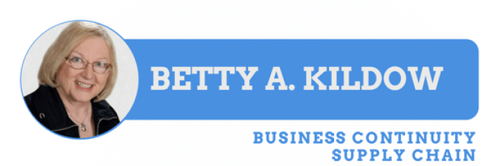 Betty A Kildow