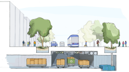 Mobility vision for the Quayside neighbourhood