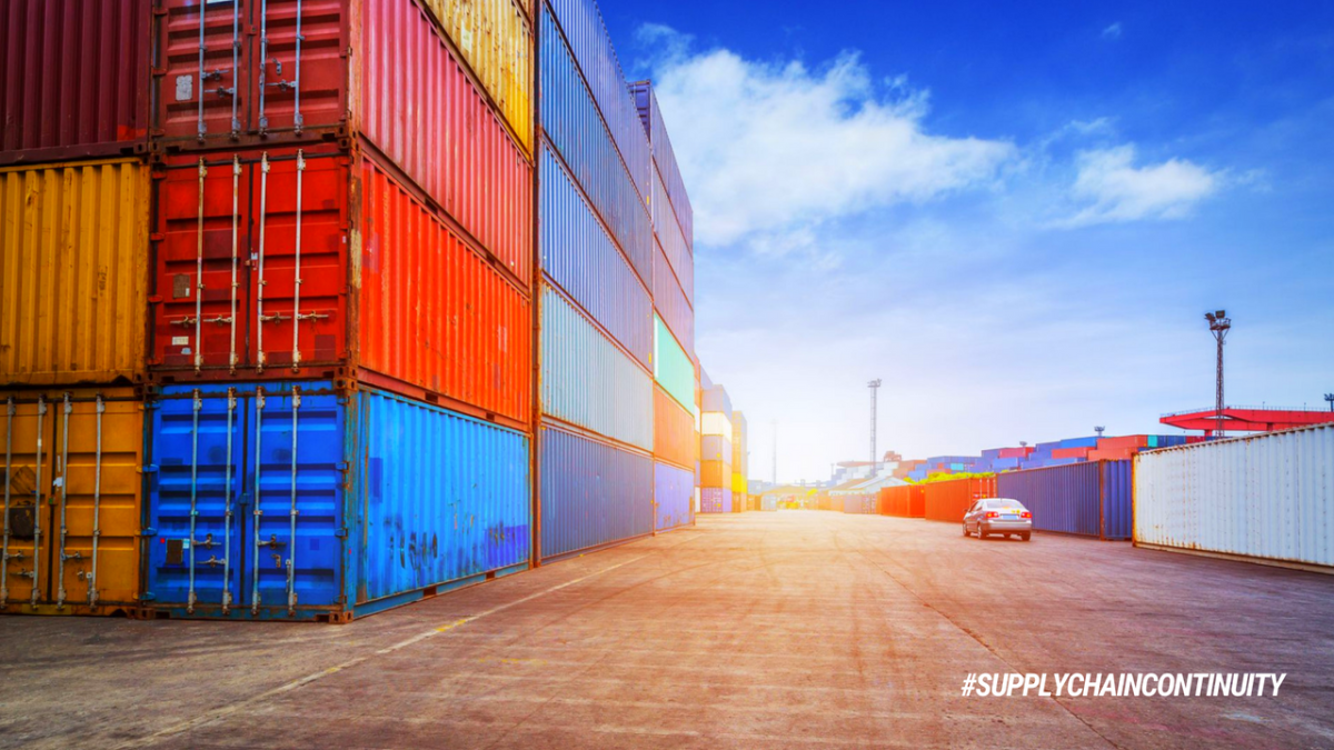 Global Supply Chain: Heading in the Right Direction?