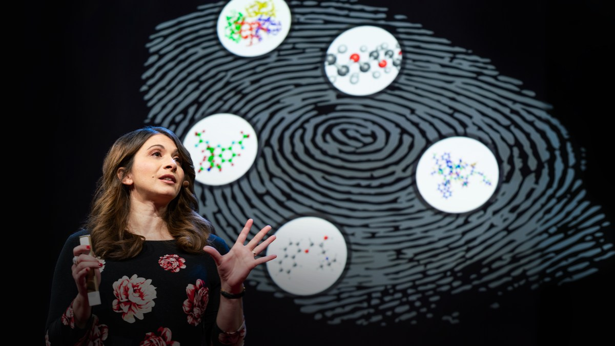 Your fingerprints reveal more than you think