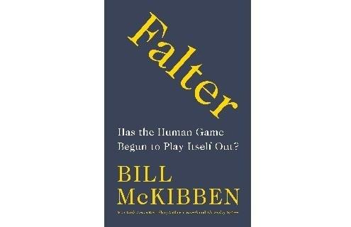 Falter book cover