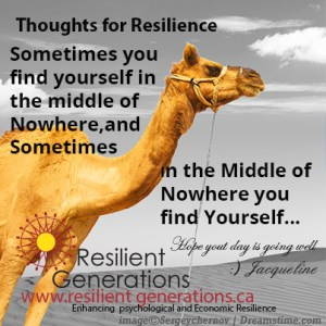 Thoughts And Quotes For Resilience Resilient Generations