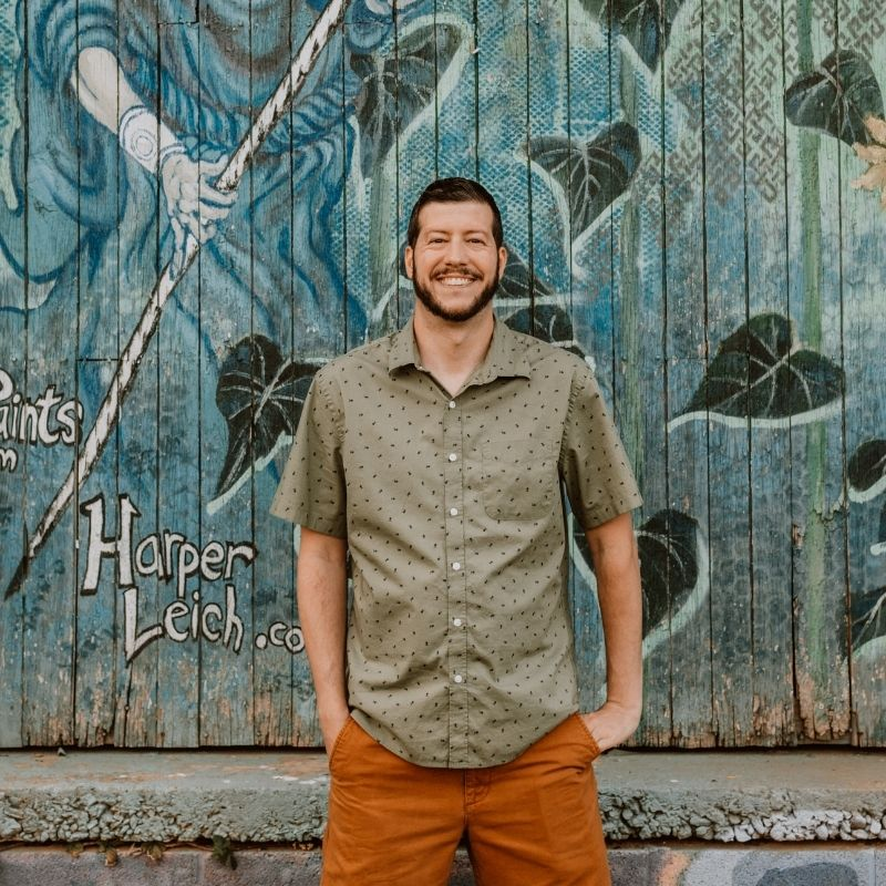 Patrick Casale - therapist & counselor - Resilient Mind Counseling in Asheville, NC