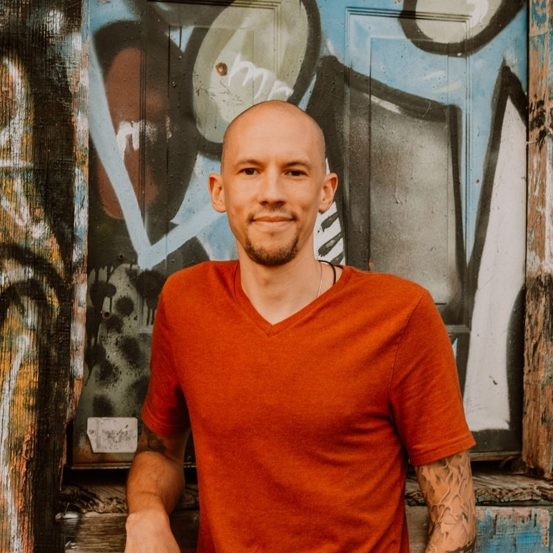 Zack Kampf - therapist & counselor - Resilient Mind Counseling in Asheville, NC