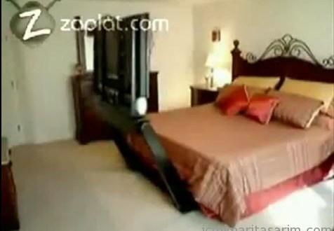 ilginç yatak tasarımları