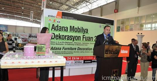 adana mobilya dekorasyon fuarı 2011
