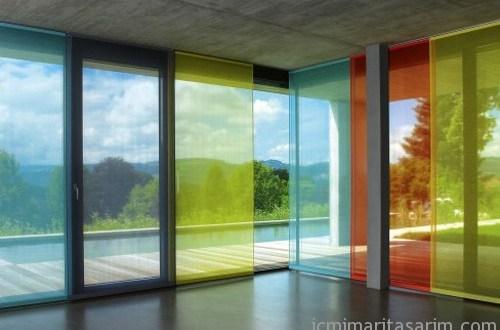 Renkli Pencere Uygulamaları