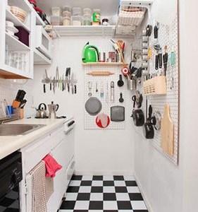 Küçük Mutfak Tasarımları (23)