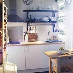 Küçük Mutfak Tasarımları (30)
