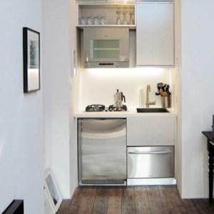 Küçük Mutfak Tasarımları (7)