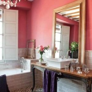 Parlak Ve Renkli Banyo Tasarım Fikirleri (12)
