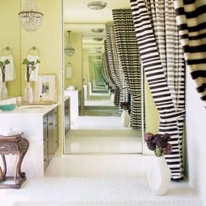 Parlak Ve Renkli Banyo Tasarım Fikirleri