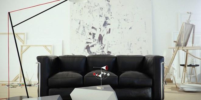 modern-stüdyo-dekorasyonu