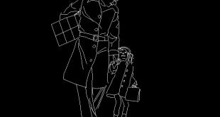 insan-görünüşleri-dwg