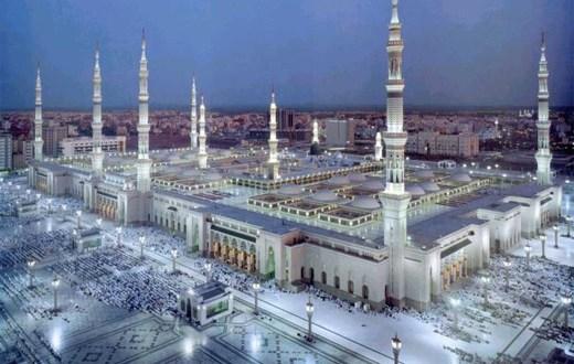 Masjid Nabawi – Saudi Arabia