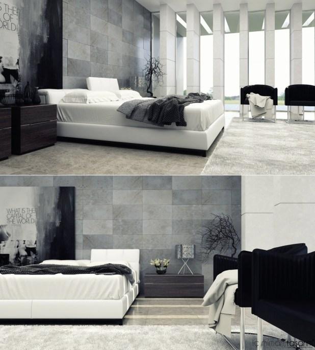 25 Muhteşem Yatak Odası Tasarımları (13)