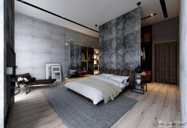25 Muhteşem Yatak Odası Tasarımları (15)
