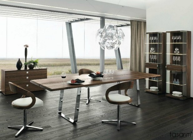 Masculine-dining-room