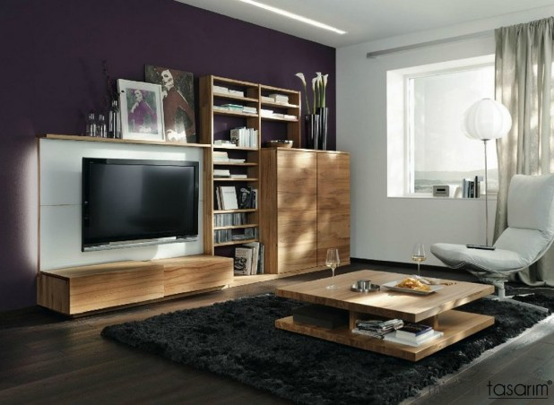 Purple-white-wood-lounge