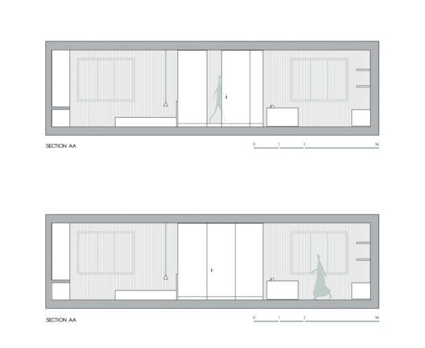 İtalyan Stili Beyaz Moder Ev Tasarımıları (7)