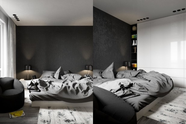 Karanlık ve Rüya Yatak Odası (12)