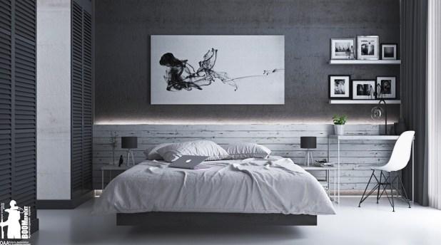 Karanlık ve Rüya Yatak Odası (7)