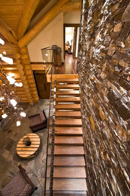 Merdivenleri Canlandıran Sıradışı Eklektik Tasarımlar (10)