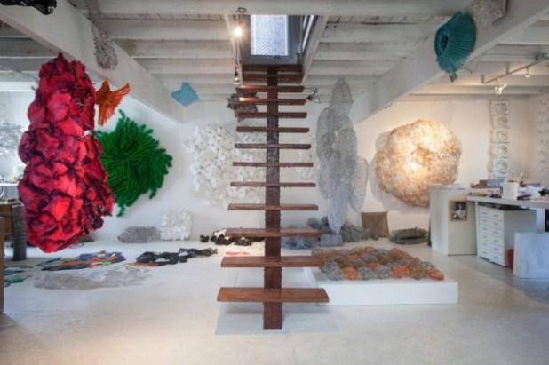 Merdivenleri Canlandıran Sıradışı Eklektik Tasarımlar (4)
