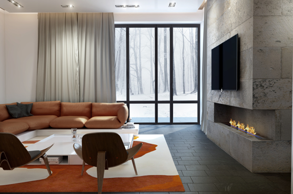 sicak-renk-vurgulu-cool-ev-tasarimlari-20