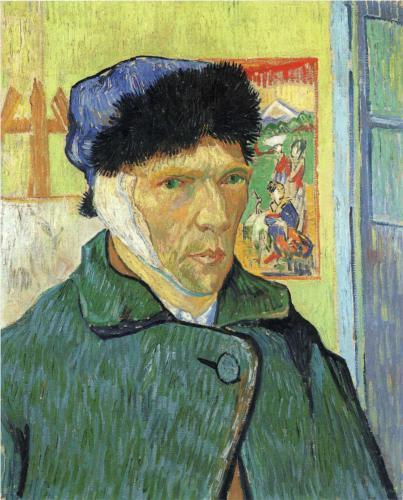 Bir anekdot 1: Van Gogh'un kulağını kesmesi (2/2)