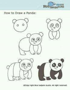 panda-cizmek