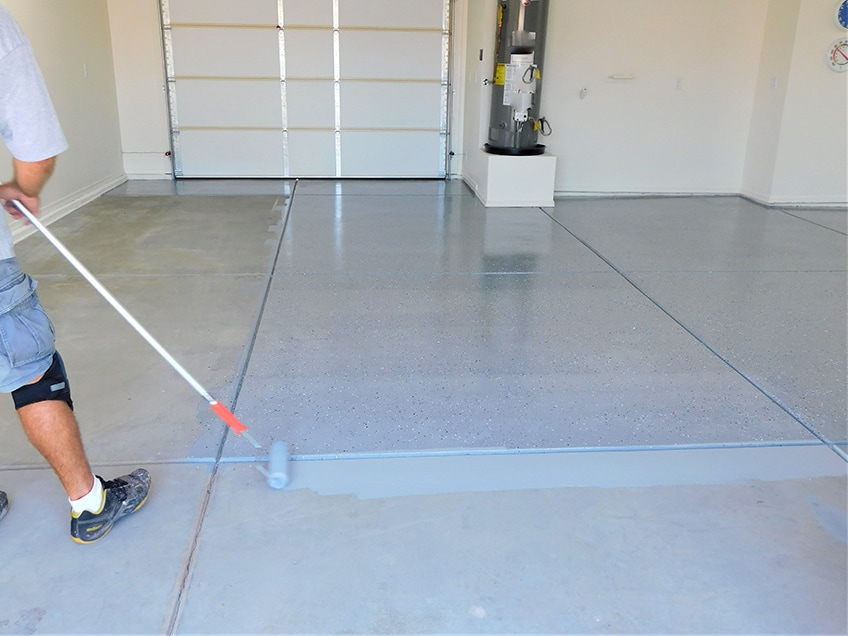 best epoxy floor paint complete guide
