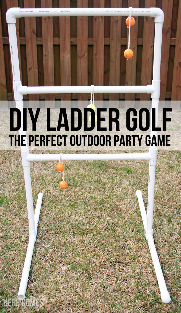 Outside Yard Games